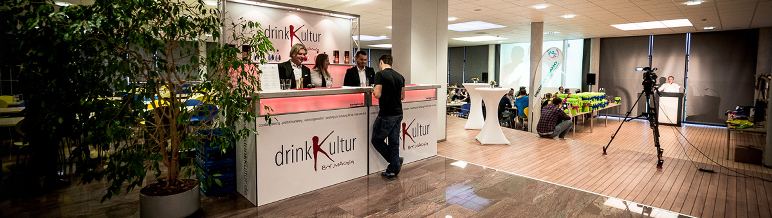 drinkkultur - Eventorganisation